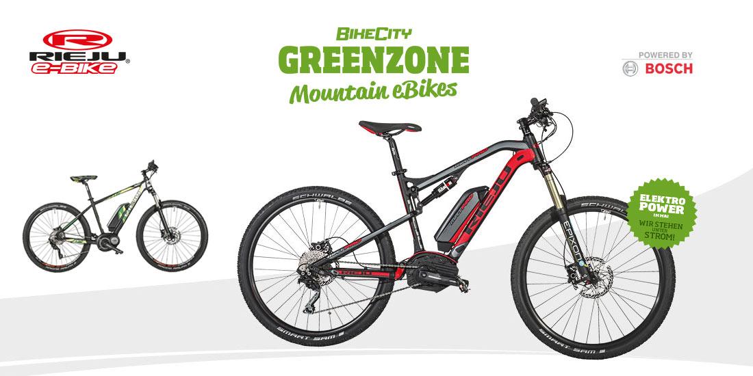 rieju mountain ebikes bosh 400w h bikecity zweirad. Black Bedroom Furniture Sets. Home Design Ideas